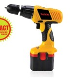 Cordless Drill with Impact     18V