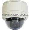 Mini high speed dome camera