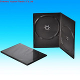 7mm double black dvd case