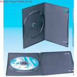7mm single black dvd case