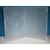 5mm single/double clear dvd case