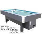 coin-operated Pool Table