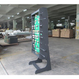 MDF with PVC Laminated Folding Soccer Table