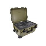 800W portable solar generator camping backup power emergency off grid solar system