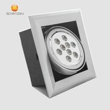 LED Grid Lamps for indoor lighting with 2 years warranty
