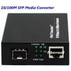 10 100 media converter SFP