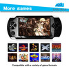 Resistive touch screen 4.3'' video game console