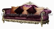 Fabric(Leather)Sofa Classic Furniture Home Furniture Living Room Wood