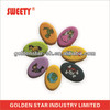 cute erasers in color TPR rubber