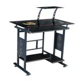 Popular Glass Top Design Desk