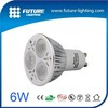 indoor light  dimmable high power MR16 CREE led spot light