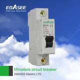 1P 6kA mini circuit breaker