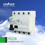 EBS9R-63 Earth leakage circuit breaker/4poleELCB