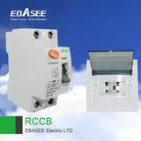 Residual current circuit breaker RCCB 30ma