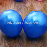 deep blue balloon