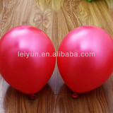 red balloon commercial helium balloon