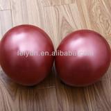 shallow burgundy balloon helium balloon