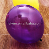 10inch 2.3g chinese lantern lights plum wedding decorations toys kids gift deep purple balloons