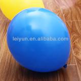 10inch 2.3g christmas decorations walking panda balloons clear water balloons deep blue balloons