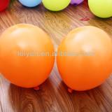 """12""""3.2g orange balloons hanging lanterns glow balloons wishing lamp"""