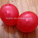10inch 2.3g red balloons illuminated balloons metallic balloons