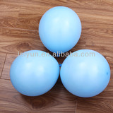 "12""3.2g light blue balloons decoration floating lighting"