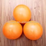 "12""3.2g orange balloons decoration floating lighting pool floating ball light"