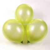 balloon lights sky lanterns walking animal balloon 12-inch 3.2 grams pearl Grass-green