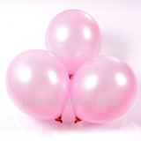 jimmychoo shoes foil guitar balloon Round 1.2 inch 3.2 g pale pink pearl balloons