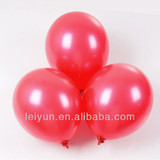 masha and bear toys love monkey Round 1.2 inch 3.2 grams pearl red balloons