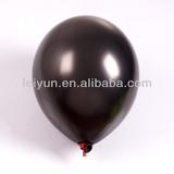 black pearl balloon