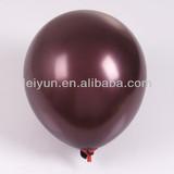 deep cardinal balloon pearl balloon