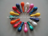 Chinese colorful advertising latex round balloons