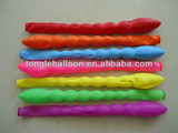 2013 new design rubber eight-shaped balloon