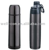 stainless steel vacuum flask/vacuum thermos/travel bottle/vacuum bottle/sports bottle/thermos flask/thermos bottle