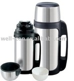 stainless steel vacuum flask/thermos bottle/travel bottle/vacuum bottle/travel vacuum