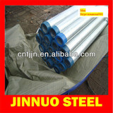 ASTM A53 Q195-Q235 (G.I.Pipe) ERW Pre Galvanized steel pipe for greenhouse and fence post galvanized steel pipe