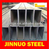 ASTM A500 square hollow section welded stucture steel pipe