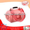 PVC colorful pet carrier