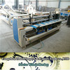 automatic corrugated carton box folding gluer machine