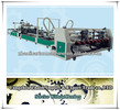 Automatic high speed folding and gluing machine manufactor