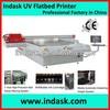 Indask F2030 High Resolution UV Flatbed Printer With Konica & Ricoh Printhead For Option