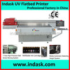 Indask glass print machine for sale/digital glass printing machine prices/crystal glass printing machine