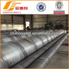 astm a252 spiral welded pipe