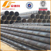 spiral welded steel pipe prices