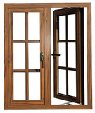AS2047 Australia Standard exterior door with AS2208 Double Glazing Glass