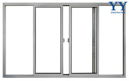 AS2047 Australia Standard sliding doors interior and exterior with AS2208 Double Glazing Glass