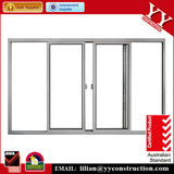 Aluminum door design for housing