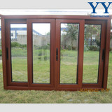 Aluminum sliding window design steel window design