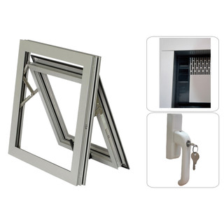 Aluminium Allloy and UPVC Windows